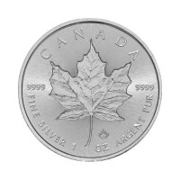 Maple Leaf INCLUSE 1 oz Silver 2018
