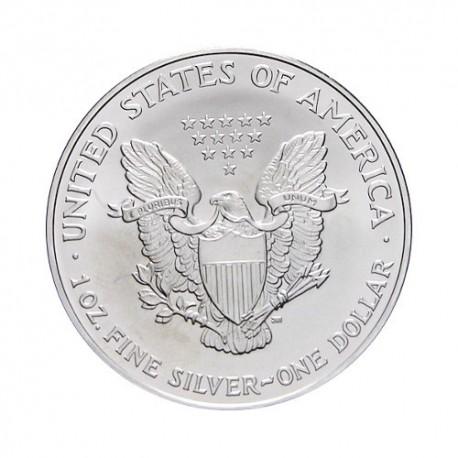 American Eagle 1 oz Silver 2018