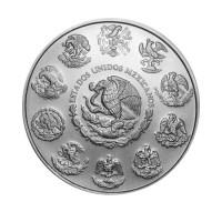 Mexico Libertad 1 oz Silver 2018