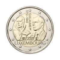 """Luxemburg 2018 - """"Veliki vojvoda Guillaume I - UNC"""