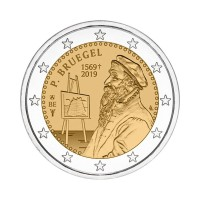 "Belgija 2019 - ""Peter Bruegel"" - UNC (francoska verzija)"