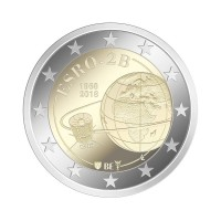 "Belgija 2018 - ""Satelit ESRO"" - UNC (nizozemska verzija)"