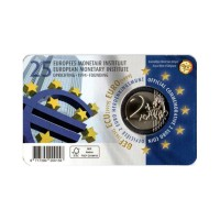"Belgium 2019 - ""European Monetary Institute"" - coincard (Duch version)"
