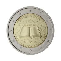 """Italija 2007 - """"Rimska pogodba"""" - UNC"""