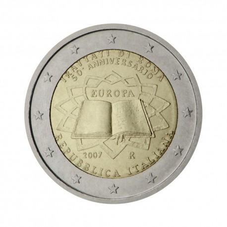 """Italy 2007 - """"Treaty of Rome"""" - UNC"""