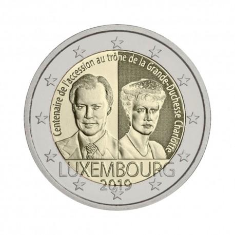 "Luxemburg 2019 - ""Velika vojvodinja Charlotte"" - UNC"