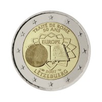 """Luksemburg 2007 - """"Rimska pogodba"""" - UNC"""