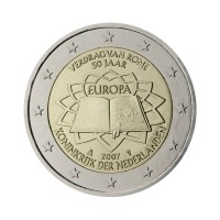 "Netherlands 2007 - ""Treaty of Rome"" - UNC"