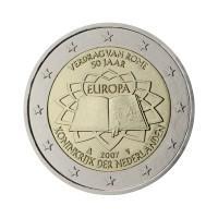 """Nizozemska 2007 - """"Rimska pogodba"""" - UNC"""