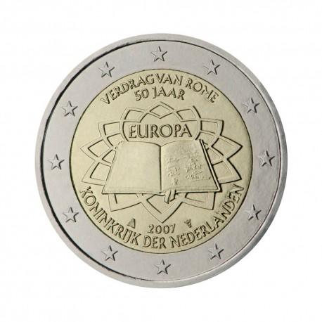 "Netherlands 2007 - ""Treaty of Rome"" - UNC"