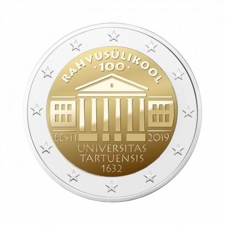 """Estonia 2019 - """"University of Tartu"""" - UNC"""