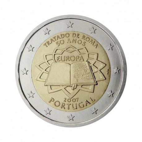 """Portugal 2007 - """"Treaty of Rome"""" - UNC"""