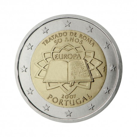 "Portugalska 2007 - ""Rimska pogodba"" - UNC"