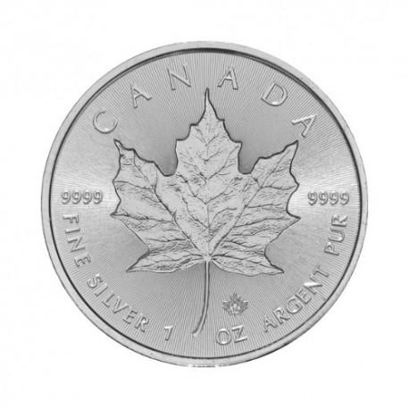 Maple Leaf INCLUSE 1 oz Silver 2019