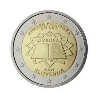 "Slovenija 2007 - ""Rimska pogodba"" - UNC"