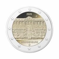 """Germany 2020 - """"Brandenburg """" - J - UNC"""