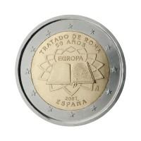 "Španija 2007 - ""Rimska pogodba"" - UNC"