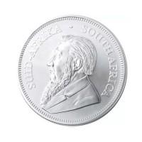 South African Krugerrand 1 oz Silver 2019