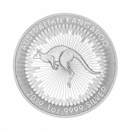 Australian Kangaroo 1 oz Silver 2018