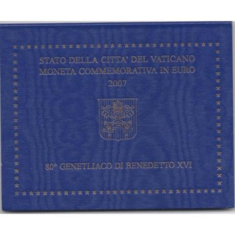 """Vatikan 2007 - """"Benedikt XVI"""" - UNC"""