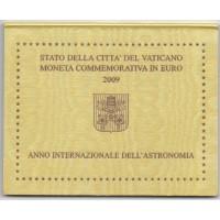 """Vatikan 2009 - """"Astronomija"""" - UNC"""