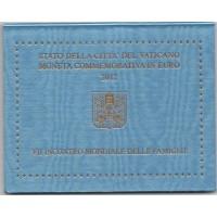 """Vatikan 2012 - """"Srečanje družin"""" - UNC"""