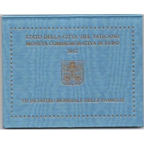 """Vatikan 2012 - """"Srečanje družin"""""""
