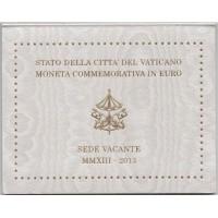 """Vatican 2013 - """"Sede Vacante 2013"""" - UNC"""