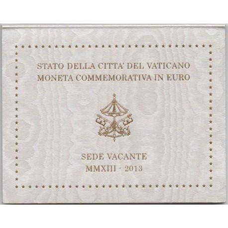 """Vatikan 2013 - """"Sede Vacante 2013"""" - UNC"""