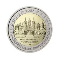 "Germany 2007 - ""Mecklenburg-Vorpommern"" - G - UNC"