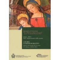 "San Marino 2013 - ""Pinturicchio"" - UNC"