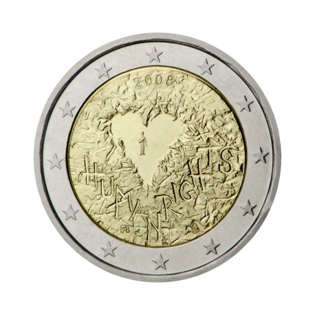 "Finland 2008 - ""Human Rights"" - UNC"