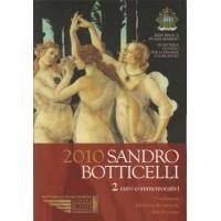 "San Marino 2010 - ""Sandro Botticelli"" - UNC"