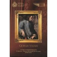 "San Marino 2011 - ""Giorgio Vasari"" - UNC"