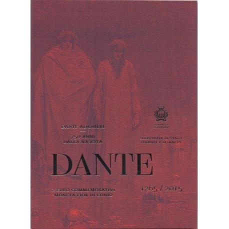 "San Marino 2015 - ""Dante"" - UNC"