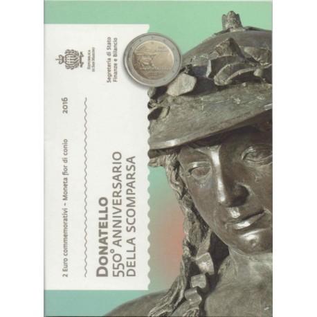 "San Marino 2016 - ""Donatello"" - UNC"