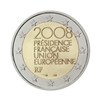 "France 2008 - ""Presidency of the EU"" - UNC"
