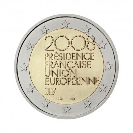 """Francija 2008 - """"Predsedovanje EU"""" - UNC"""