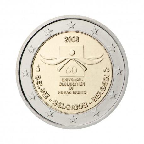 """Belgija 2008 - """"Človekove pravice"""""""