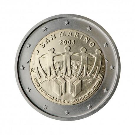 """San Marino 2008 - """"Medkulturni dialog"""" - UNC"""
