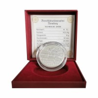 "Austria 10 euro 2006 - ""Nonnberg Abbey"" - PROOF"