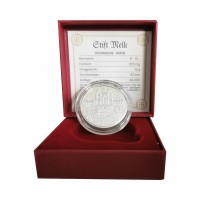 "Austria 10 euro 2007 - ""Melk Abbey"" - PROOF"