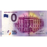 Nemčija 2017 - 0 Euro bankovec - Berliner Schloss III - UNC