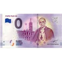 Nemčija 2019 - 0 Euro bankovec - Pope Pius XII - UNC