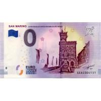 San Marino 2019-1 - 0 Euro banknote - San Marino - UNC