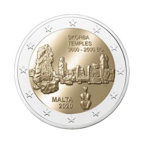 "Malta 2020 - ""Ta' Skorba"" - UNC"