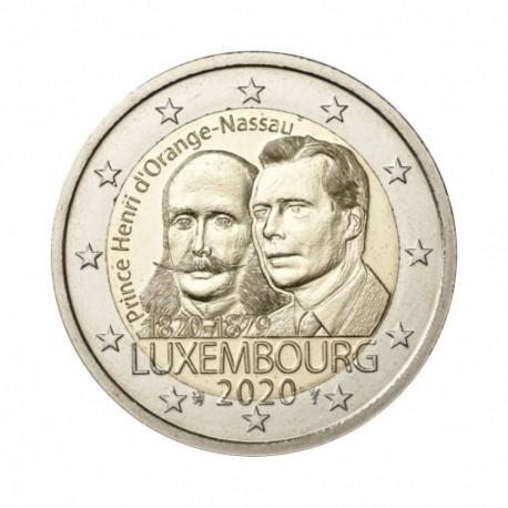 "Luksemburg 2020 - ""Princ Henri"" - UNC"
