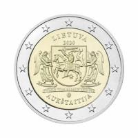 """Lithuania 2020 - """"Aukštaitija"""" - UNC"""