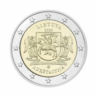 "Litva 2020 - ""Aukštaitija"" - UNC"