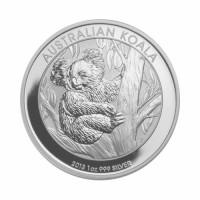 Australian Koala 1 oz Silver 2013